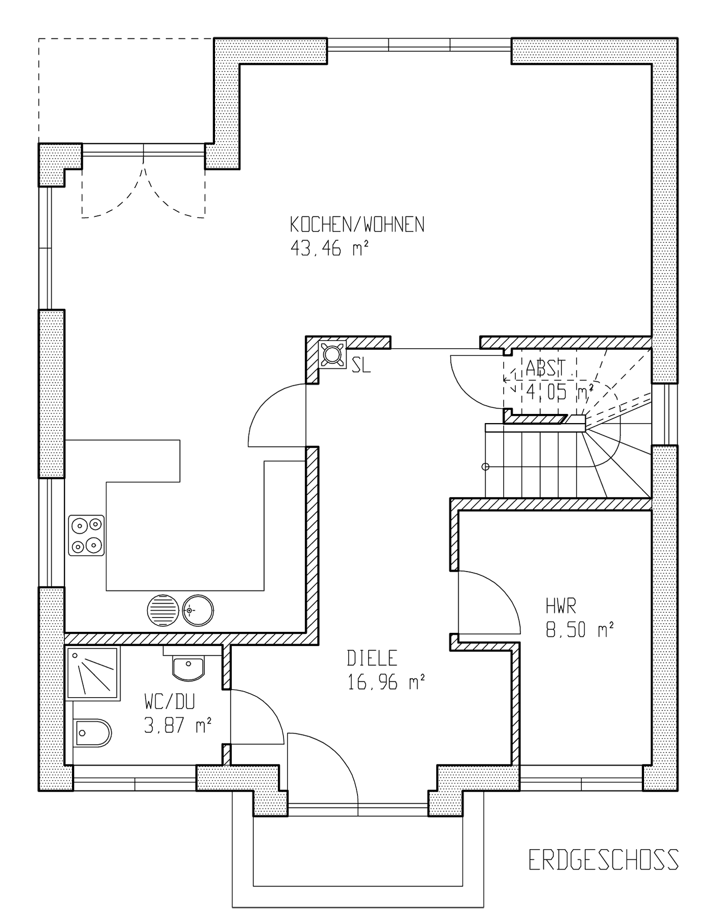 bauhaus-flachdach-grundriss-eg