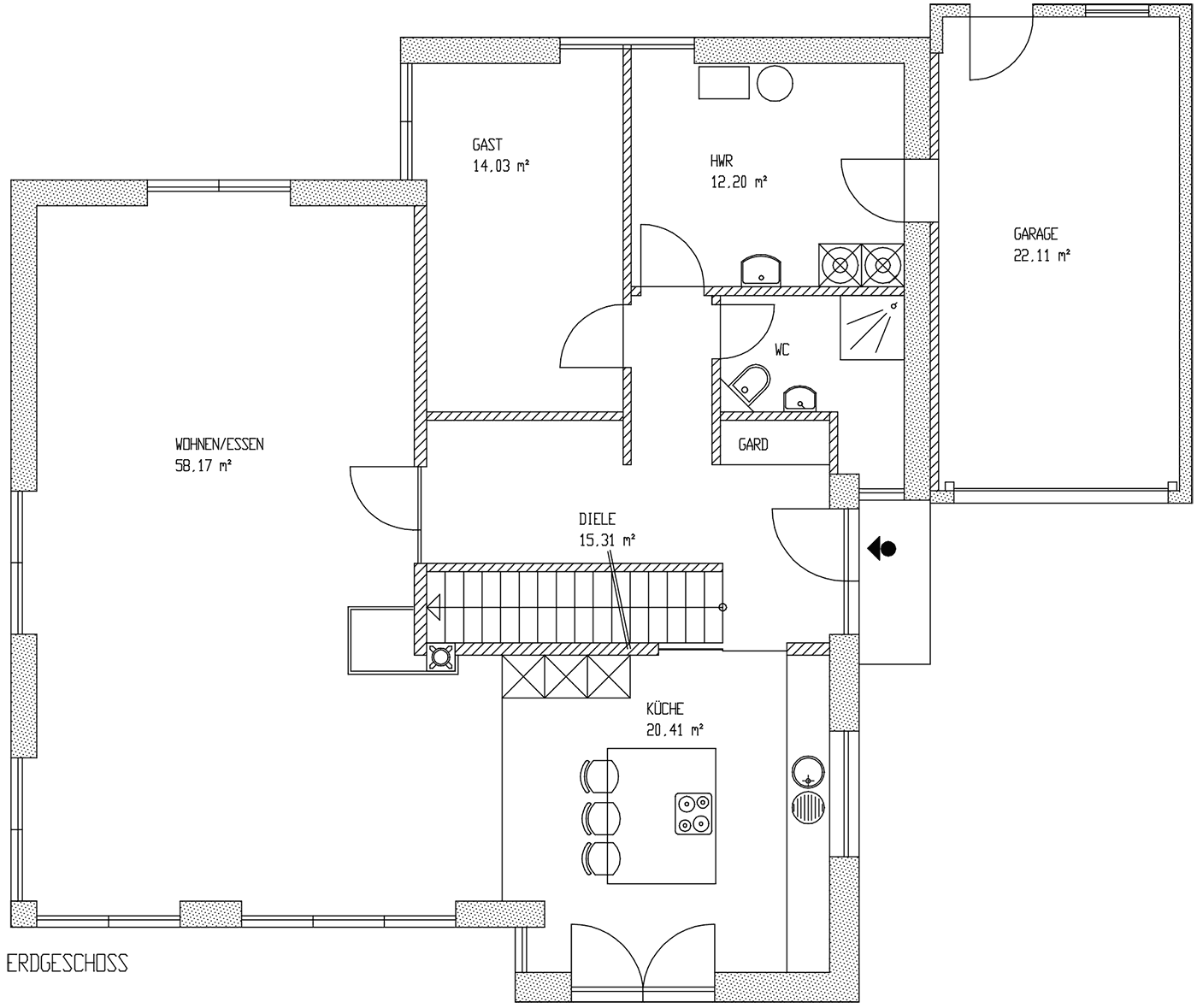 kubisches-bauhaus-erker-grundriss-eg
