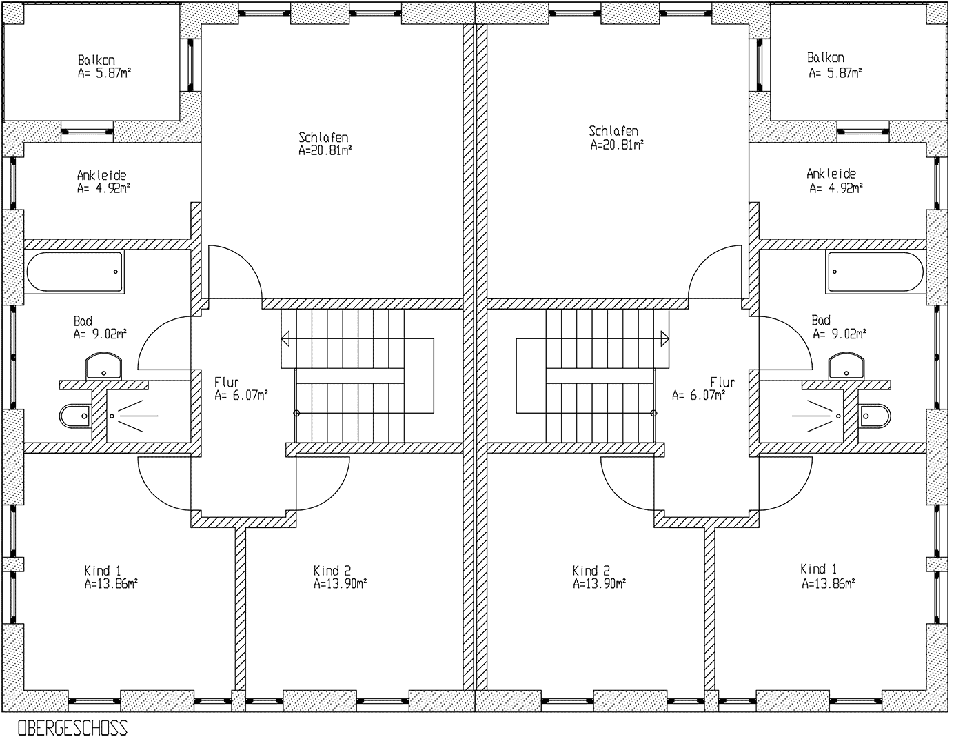 doppelhaus-bauhaus-holzelemente-grundriss-og